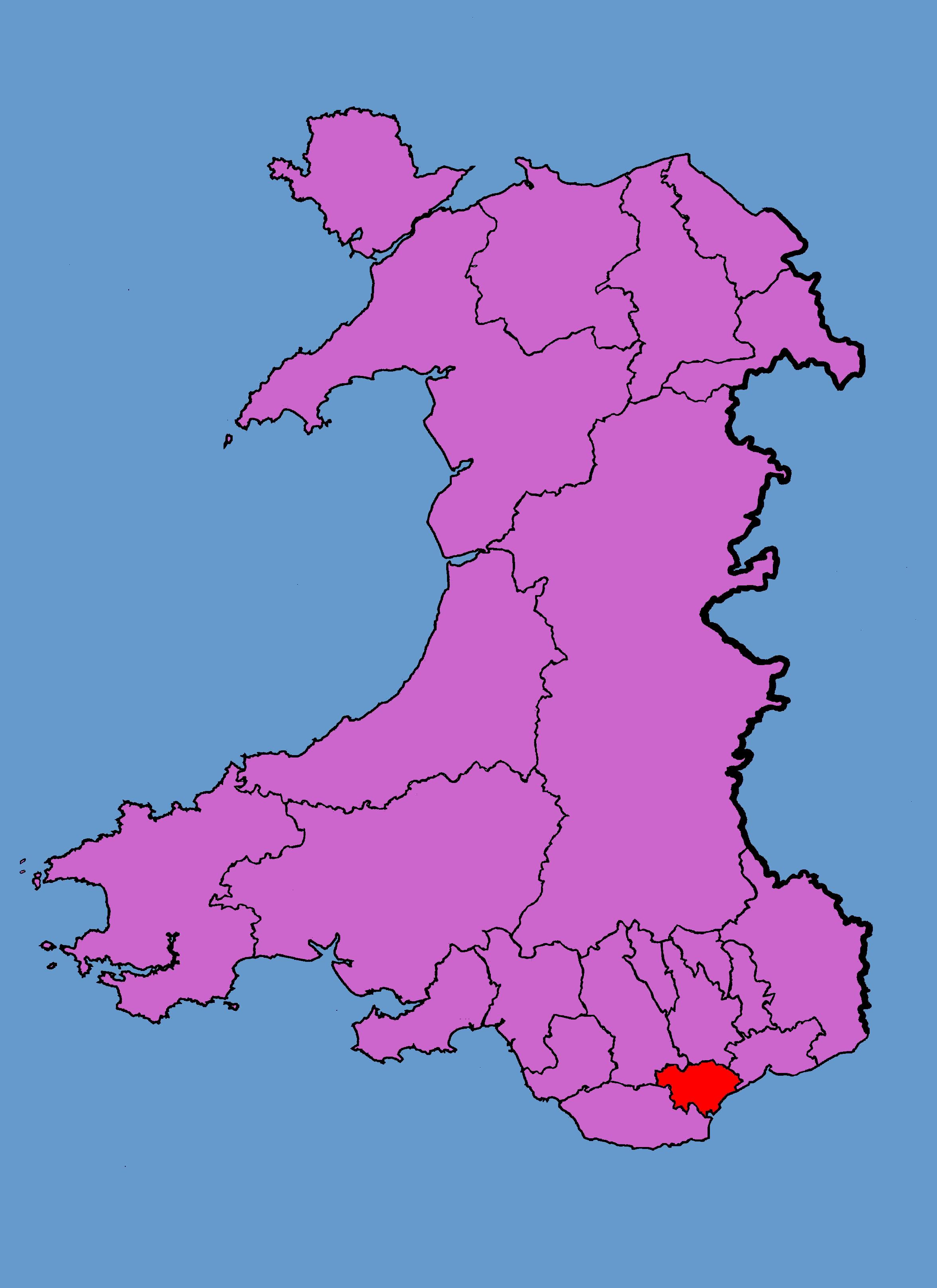 Area 3 in the context of Wales